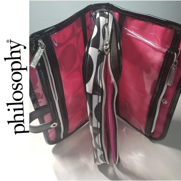 Philosophy Other - PHILOSOPHY NEW ⭐ Make Up Travel Bag